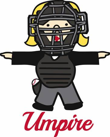 Baseball players will love this sporting design.  イラスト・ベクター素材
