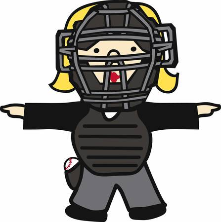 I giocatori di baseball ameranno questo disegno sportivo. Archivio Fotografico - 41355721