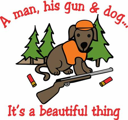 hunter's: Hunters will love this sporting dog.