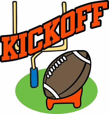 game show: Show your love for the game of football with a great field goal.