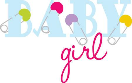 新生児乳児として少し 1 つはコンコードでこれらのデザインを選ぶ  イラスト・ベクター素材
