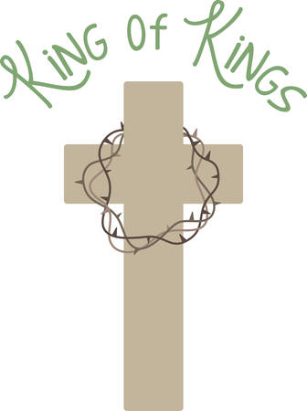 calvary: To be a king and wear a crown is a thing more glorious to them that see it than it is pleasant to them that bear it.