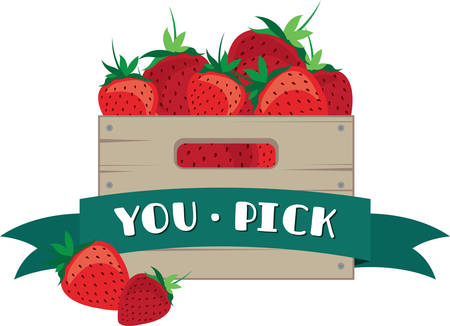 crate: Preserve Strawberries with this Crate to keep fruits fresh and healthy.