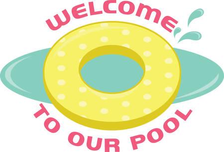 Cover your water fun with inflatable tubes perfect for pool time water parks and pool parties