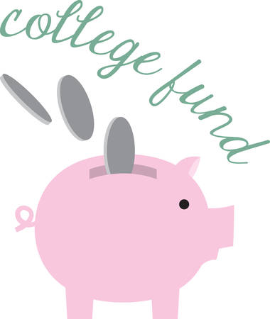 penny: Save your money through Piggy coin collector. Pick those design by Concord.