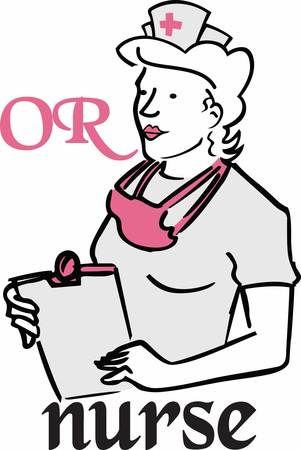 operating room: Nurse will help the doctor to operate the patient.Pick those design by Concord