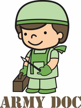 The physician assistant is an important part of the Army Medical Specialist Corps. Pick those design by Concord.