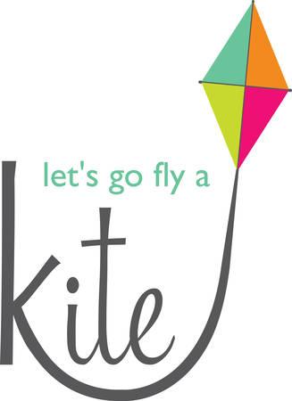 Dit ontwerp betekent Fly High en verken uw thoughtsThink hoog.