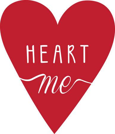 バレンタイン ギフトにこの心を使用します。