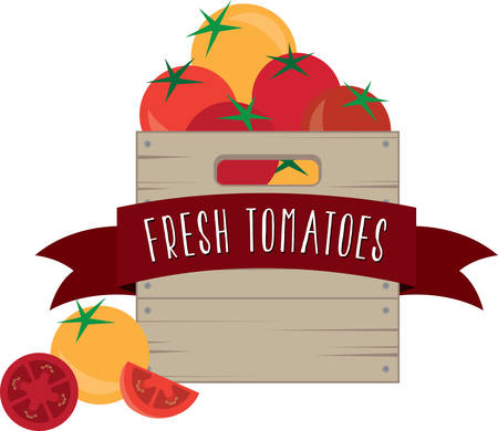 This is the special design for the tomato lover.