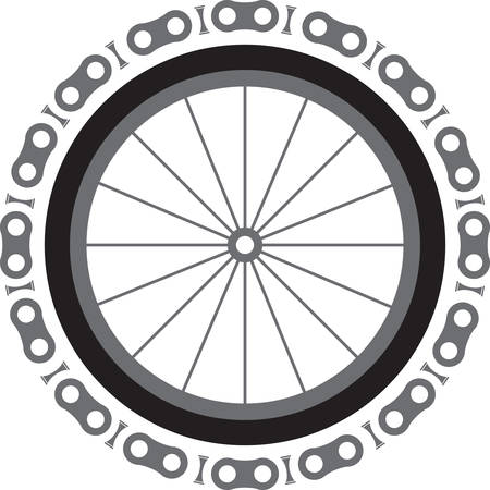 sports gear: Great Design for all bike lovers. Use this design to embellish any sports gear.