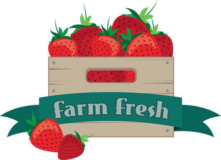 Preserve Strawberries with this Crate to keep fruits fresh and healthy