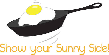 sunny side up eggs: For a special breakfast treat, theres nothing like freshly made fried eggs.  A perfect design on tablecloths, kitchen linen and more!