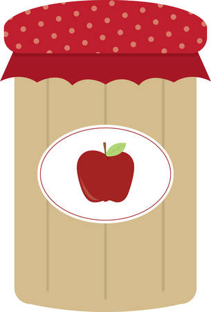 perennial: Apples are a perennial fall favorite.  Get the flavors of the season into your home projects with this design!