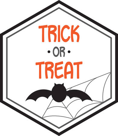 Prepare to have a hauntingly delightful Halloween with this design on t-shirts, hoodies, hats, warm-ups and more for the little ones!