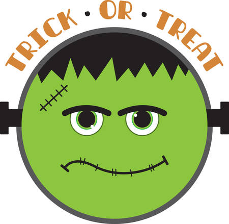 fictional character: Prepare to have a hauntingly delightful Halloween with this design on t-shirts, hoodies, hats, warm-ups and more for the little ones!
