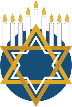 Chanukah designs are beautiful and bright  and fill you to the brim with festive spirit. This design is perfect for all your holiday decorating!