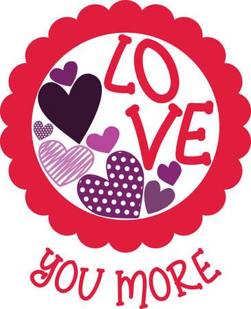 Liebe ist die Flamme, die eure Herzen in Brand setzt! Feiern Sie den Monat der Liebe mit diesem Entwurf auf Ihren Valentinstag Projekte! Standard-Bild - 51596208