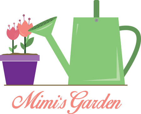 green thumb: Got green thumb  Get creative with this design on gardening aprons, t-shirts and more for your gardening enthusiasts.