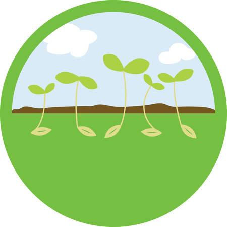 ガーデニング エプロン、t シャツ、あなたの園芸愛好家のための多くの緑の親指を取得このデザインと創造的を得た。