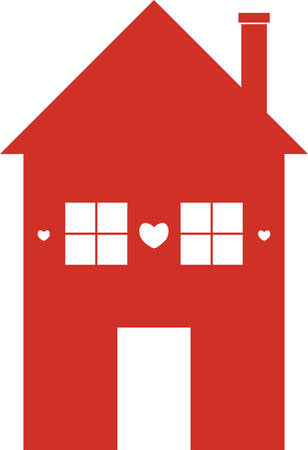 residential homes: Sweeten up your Valentines Day and show some love with this design on your holiday projects.