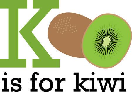 ランチョン マット、家庭用リネンに果物おいしいキウイと夏の素晴らしい外観を作成!