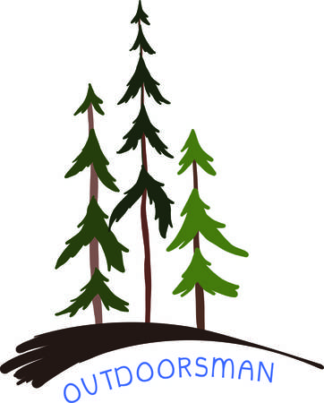 conifers: Make every day an earth day with this eco-friendly design on reusable grocery totes, sweatshirts, and other gifts.