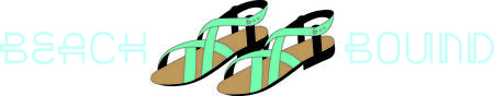 Accessorize to your heart's desire.  Get these sandals on your indoor projects and add personality to your style!