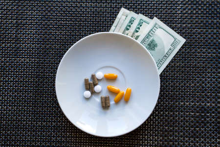 high cost of healthcare: The high and increasing price of medicines