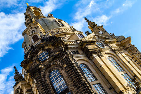 our: Church of Our Lady in Dresden, Germany