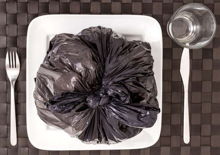 calories poor: Garbage food which damage health