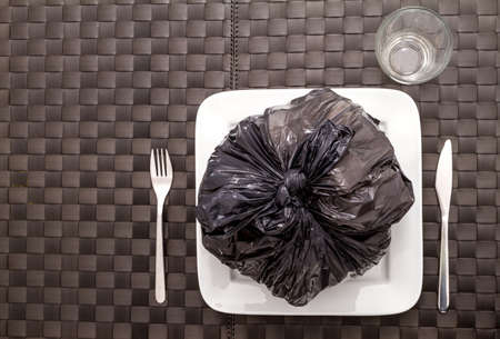 Garbage food which damage health