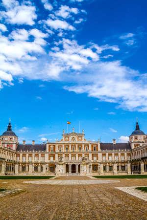 madrid  spain: Royal Palace of Aranjuez, Madrid, Spain Editorial