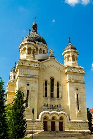 napoca: Dormition of the Theotokos Cathedral, in Cluj Napoca, Romania