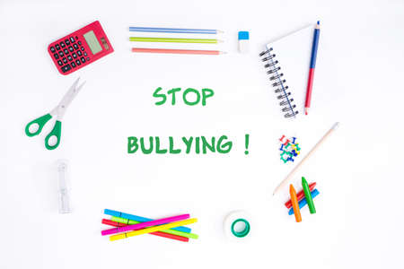 in problem: Against Bullying problem at school