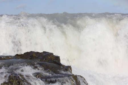 Gullfoss in Iceland photo