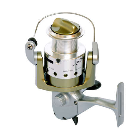 spinning reel: The Spinning reel for fishing