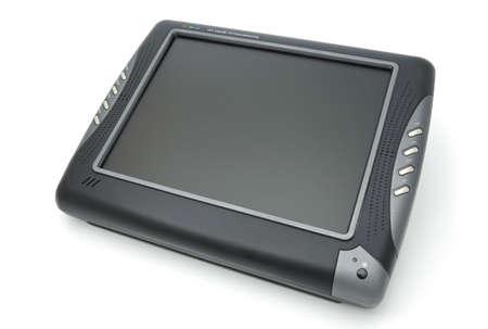 vga: Conjunto compacto de TV y monitor VGA para el uso en el hogar y en un coche
