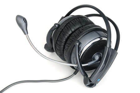 aural: Stereo headphones in the combined condition for listening of qualitative music with microphone