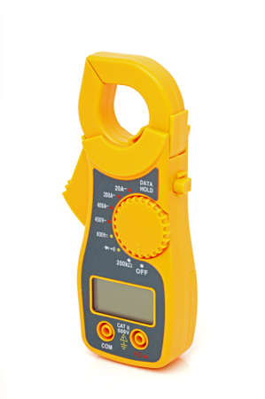 voltmeter: A high-resistance ohmmeter; voltmeter; ampermeter and thermometer.