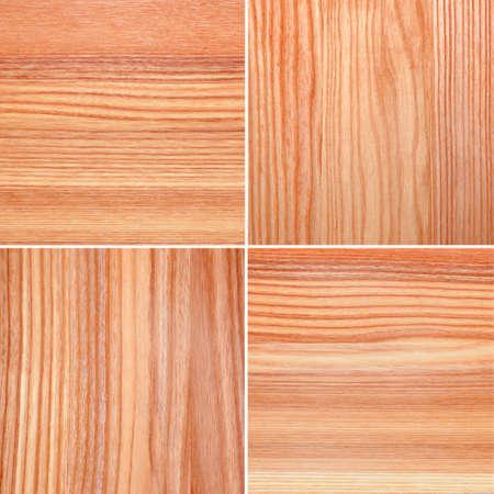combined: Hhigh calidad, la madera combinada. Collage. Foto de archivo