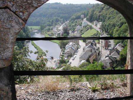 Vue fron the castle