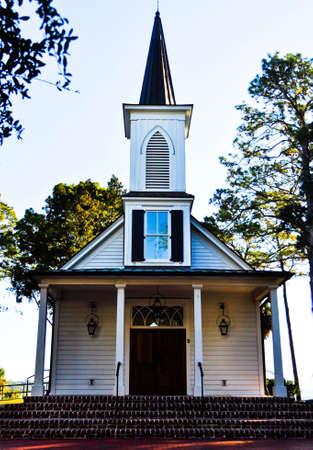 palmetto: Chapel at Palmetto Bluff, South Carolina