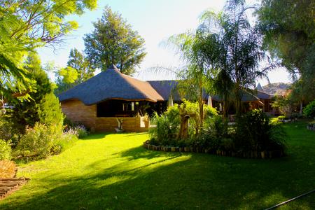 African Farmhouse