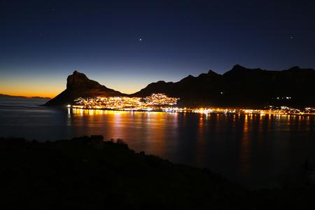 chapmans: Chapmans Peak Night View