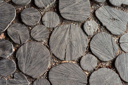 background cut wood pattern out of wood