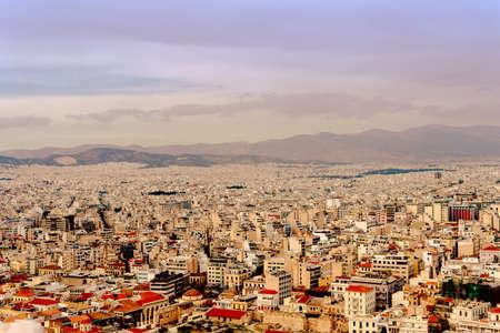 Acropolis of Athens, architectural monument, tourist attraction tourism Zdjęcie Seryjne