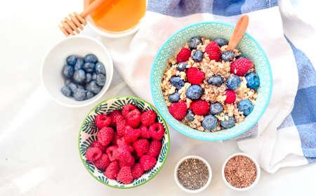 High protein healthy breakfast