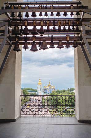 St. Michaels Golden-Domed Monastery in Kiev, Ukraine