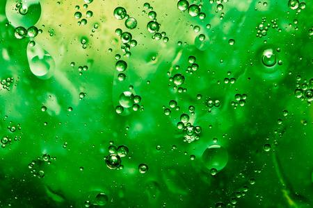 Organic green